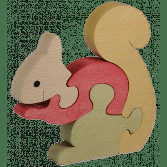 puzzle-en-bois-ecureuil Un monde de Bois