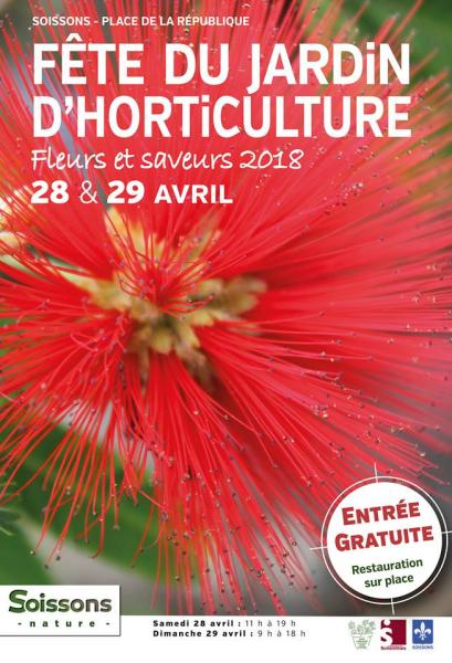 Salon Horticole Soissons 28 29 avril 2018